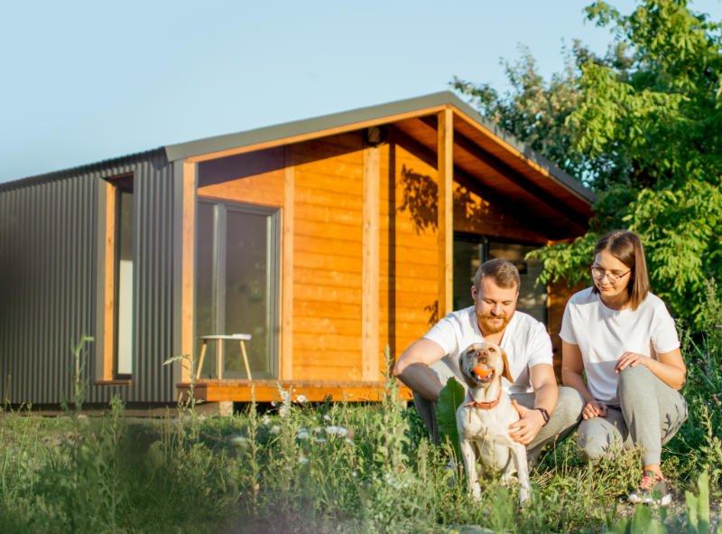 modern environmentally firendly home